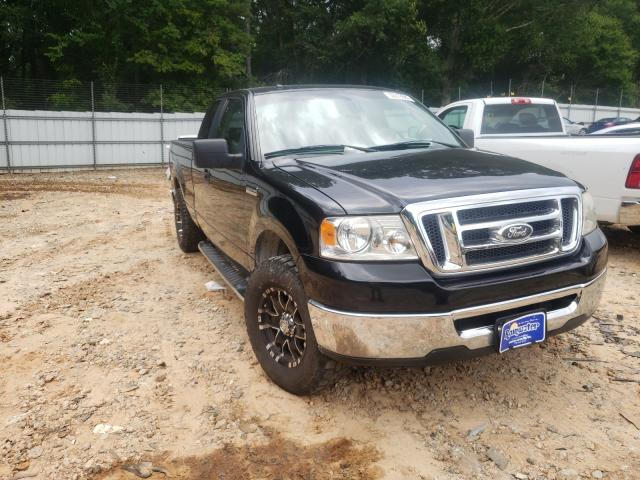 Salvage cars for sale from Copart Austell, GA: 2008 Ford F150