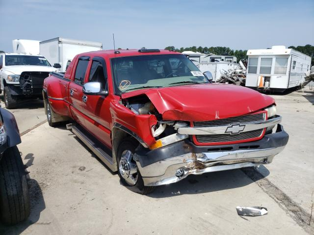 Salvage cars for sale from Copart Lumberton, NC: 2002 Chevrolet Silverado