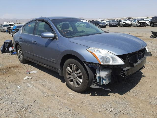 Salvage cars for sale from Copart Las Vegas, NV: 2011 Nissan Altima Hybrid