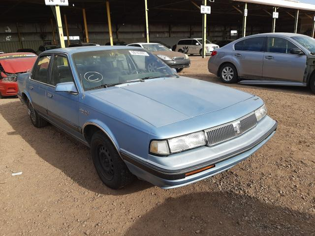 Oldsmobile salvage cars for sale: 1989 Oldsmobile Cutlass CI