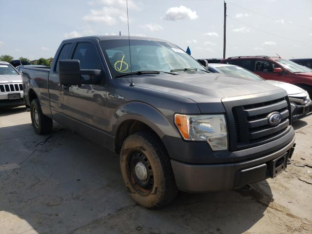 Salvage cars for sale from Copart Grand Prairie, TX: 2011 Ford F150 Super