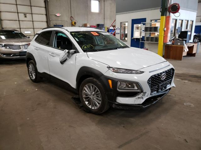 Hyundai Kona salvage cars for sale: 2020 Hyundai Kona