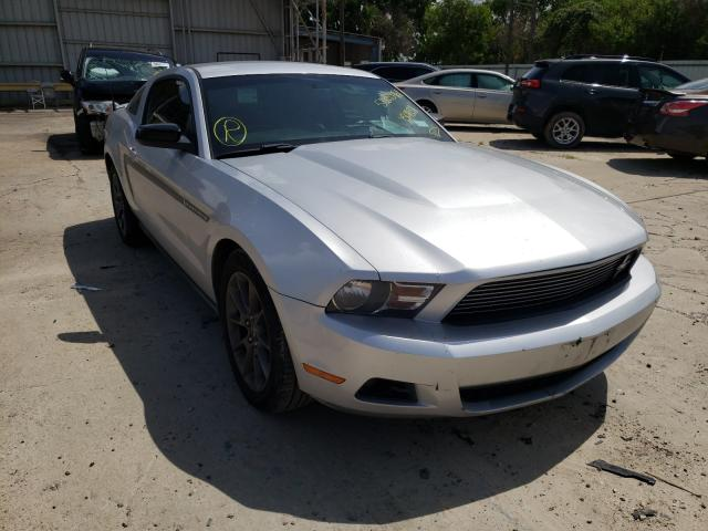 Salvage cars for sale from Copart Corpus Christi, TX: 2011 Ford Mustang