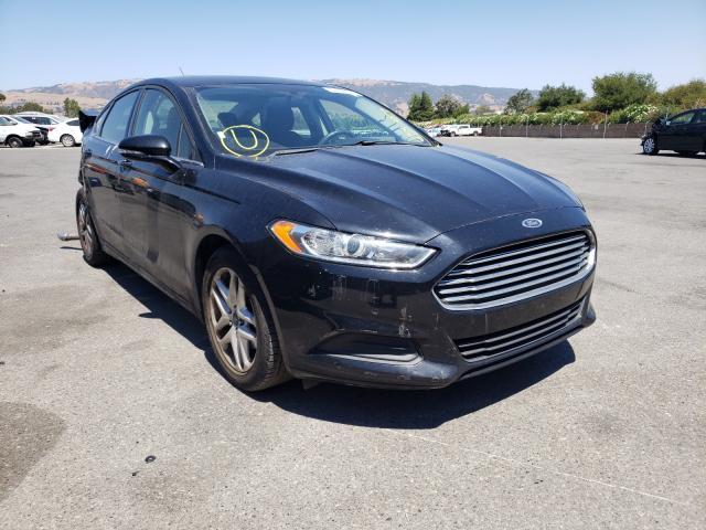 Salvage cars for sale from Copart San Martin, CA: 2016 Ford Fusion SE