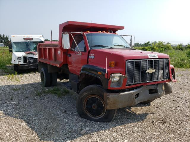Salvage cars for sale from Copart Cudahy, WI: 1996 Chevrolet Kodiak C7H
