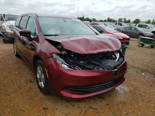 Vehiculos salvage en venta de Copart Bridgeton, MO: 2017 Chrysler Pacifica L