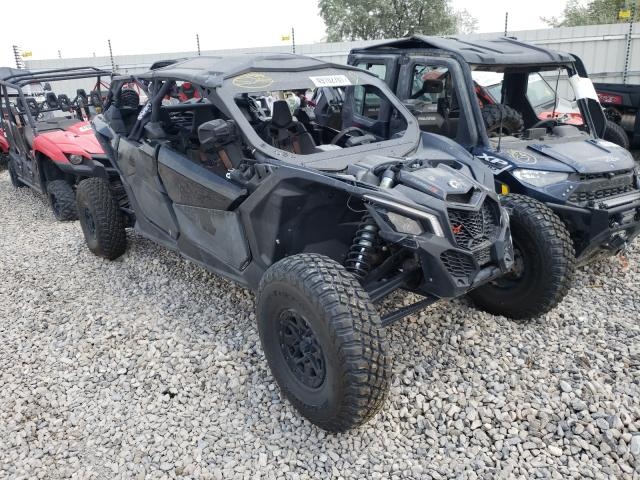 Salvage motorcycles for sale at Magna, UT auction: 2018 Can-Am Maverick X