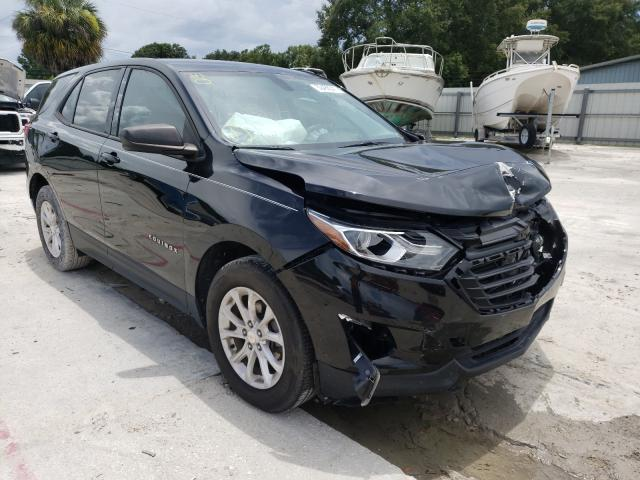 Salvage cars for sale at Punta Gorda, FL auction: 2019 Chevrolet Equinox LS