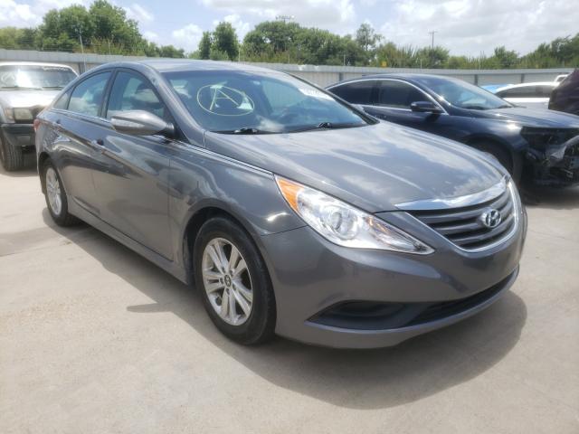 Vehiculos salvage en venta de Copart Wilmer, TX: 2014 Hyundai Sonata GLS
