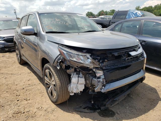 Salvage cars for sale from Copart Hillsborough, NJ: 2020 Mitsubishi Outlander
