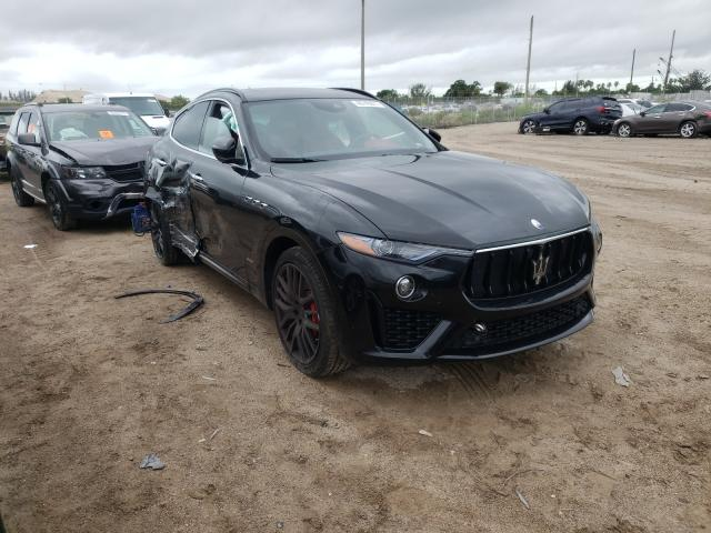 Maserati Levante S salvage cars for sale: 2019 Maserati Levante S
