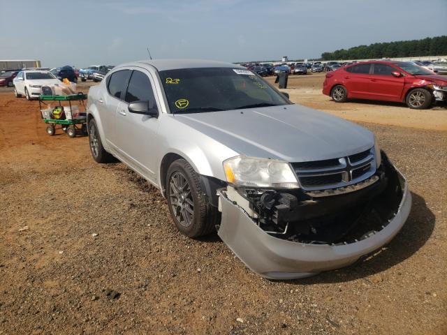 Vehiculos salvage en venta de Copart Longview, TX: 2011 Dodge Avenger EX