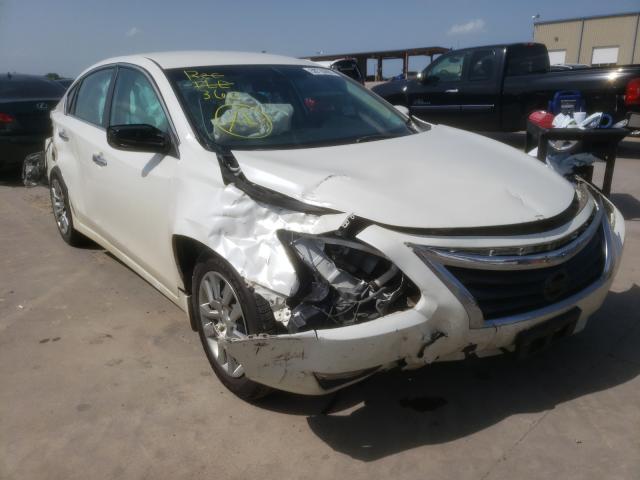 Vehiculos salvage en venta de Copart Wilmer, TX: 2015 Nissan Altima 2.5