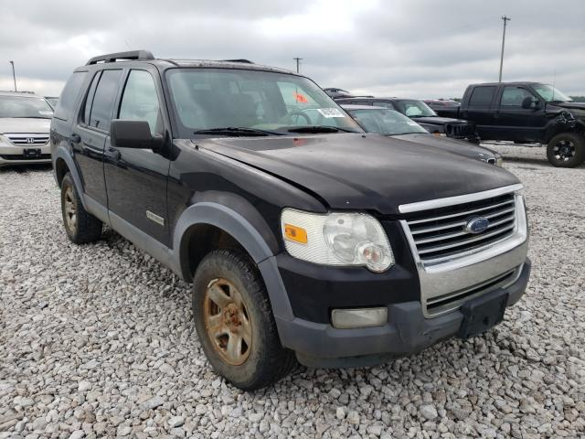 Salvage cars for sale from Copart Lawrenceburg, KY: 2006 Ford Explorer X