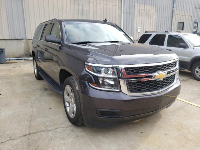 Salvage cars for sale from Copart Lawrenceburg, KY: 2018 Chevrolet Suburban K