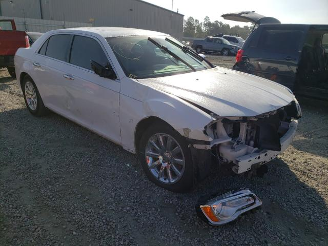 Salvage cars for sale from Copart Spartanburg, SC: 2011 Chrysler 300 Limited