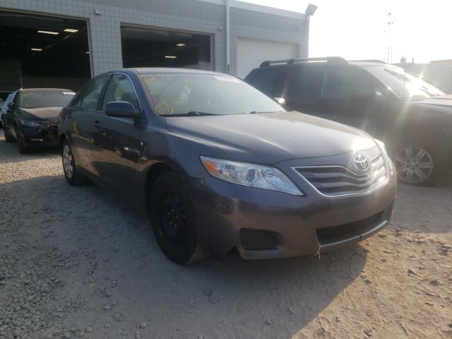 Salvage cars for sale from Copart Blaine, MN: 2011 Toyota Camry Base