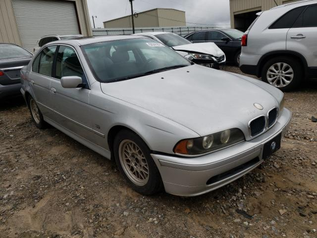 Salvage cars for sale from Copart Gainesville, GA: 2002 BMW 525 I