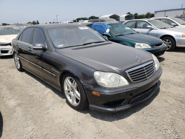 2003 Mercedes-Benz S 55 AMG for sale in San Diego, CA