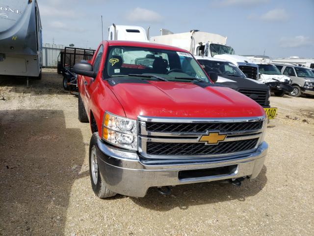 Salvage cars for sale from Copart Temple, TX: 2013 Chevrolet Silverado