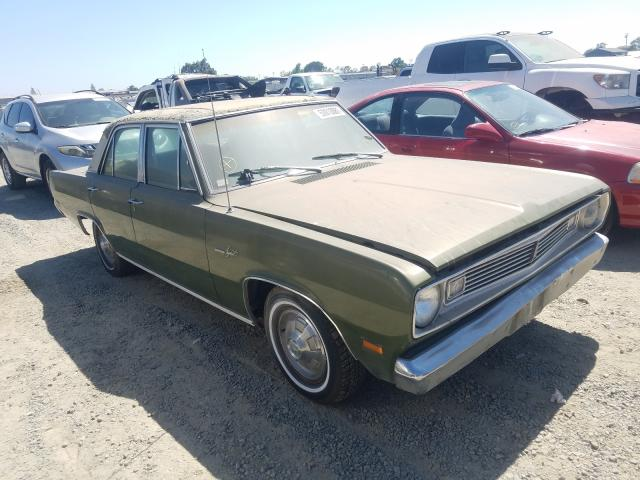 Plymouth salvage cars for sale: 1969 Plymouth Sedan