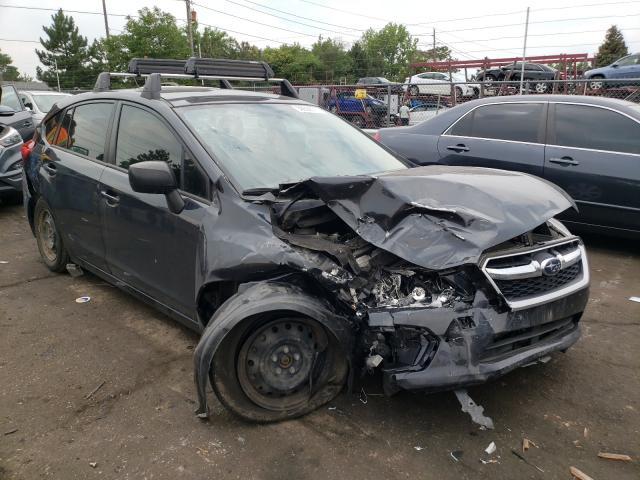 Subaru Impreza salvage cars for sale: 2014 Subaru Impreza