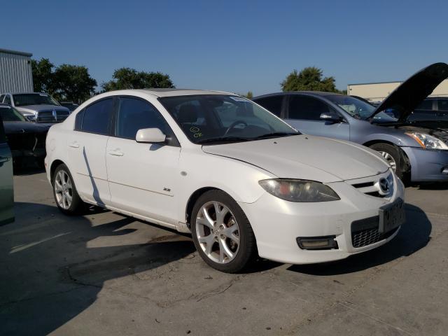 Mazda 3 S salvage cars for sale: 2007 Mazda 3 S