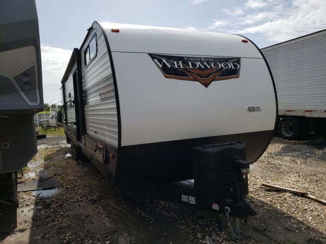 Wildcat salvage cars for sale: 2020 Wildcat Trailer