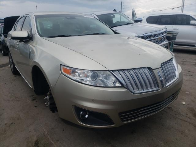 Lincoln MKS salvage cars for sale: 2011 Lincoln MKS