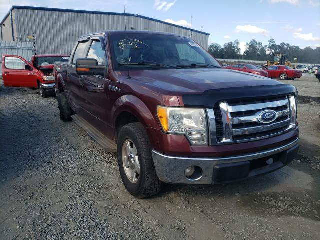 Salvage cars for sale from Copart Spartanburg, SC: 2010 Ford F150 Super