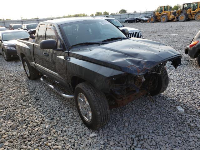 Vehiculos salvage en venta de Copart Appleton, WI: 2006 Dodge Dakota SLT