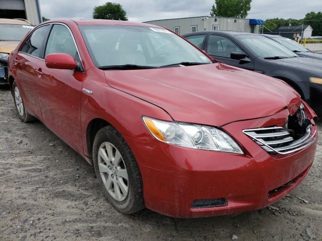 Vehiculos salvage en venta de Copart Duryea, PA: 2008 Toyota Camry Hybrid