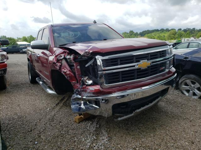 Salvage cars for sale from Copart Lawrenceburg, KY: 2014 Chevrolet Silverado