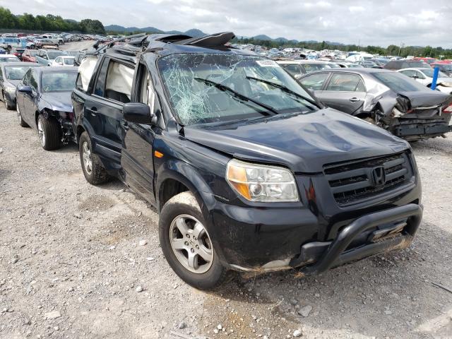 Honda Pilot salvage cars for sale: 2006 Honda Pilot