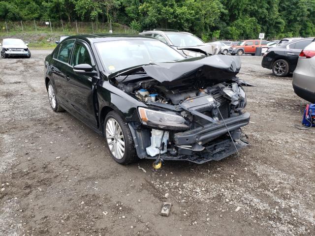 Salvage cars for sale from Copart Marlboro, NY: 2013 Volkswagen Jetta TDI