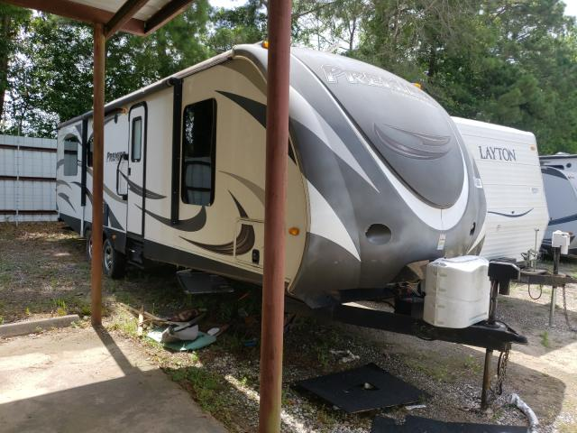 Salvage trucks for sale at Lufkin, TX auction: 2013 Other Trailer