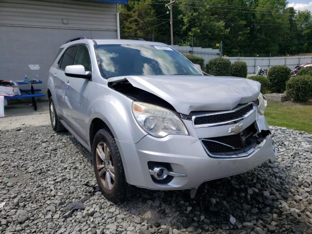 Salvage cars for sale from Copart Mebane, NC: 2012 Chevrolet Equinox LT