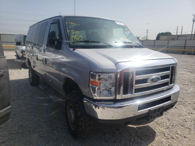 Salvage 2014 FORD ECONOLINE - Small image. Lot 49729421