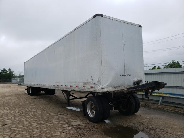 Strick 28x102 salvage cars for sale: 2008 Strick 28x102 Trailer