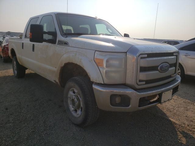 Vehiculos salvage en venta de Copart Nisku, AB: 2013 Ford F250 Super
