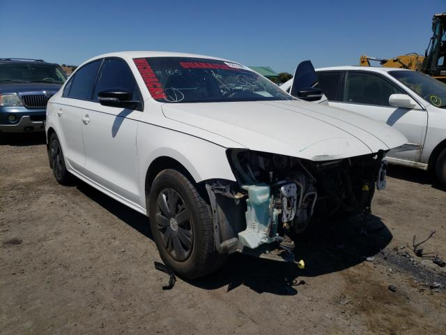 Salvage cars for sale from Copart San Martin, CA: 2011 Volkswagen Jetta SE
