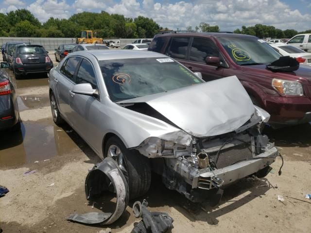 Salvage cars for sale from Copart Riverview, FL: 2011 Chevrolet Malibu 2LT