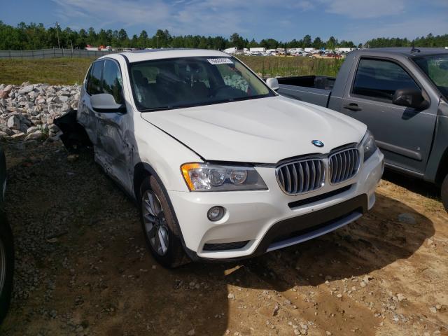 BMW X3 Vehiculos salvage en venta: 2014 BMW X3