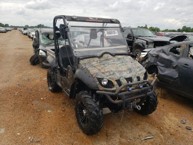 Salvage cars for sale from Copart Bridgeton, MO: 2008 Yamaha YXR700 F