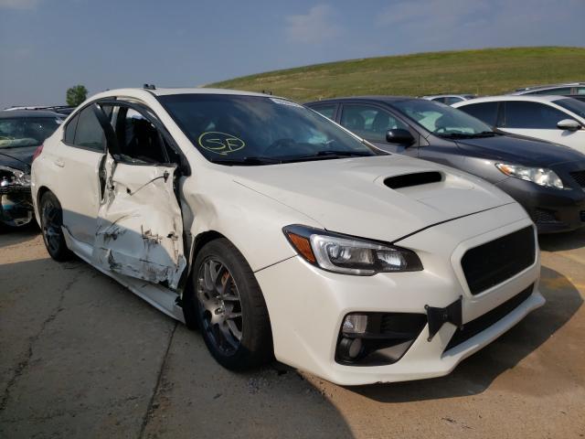 Subaru salvage cars for sale: 2017 Subaru WRX Limited