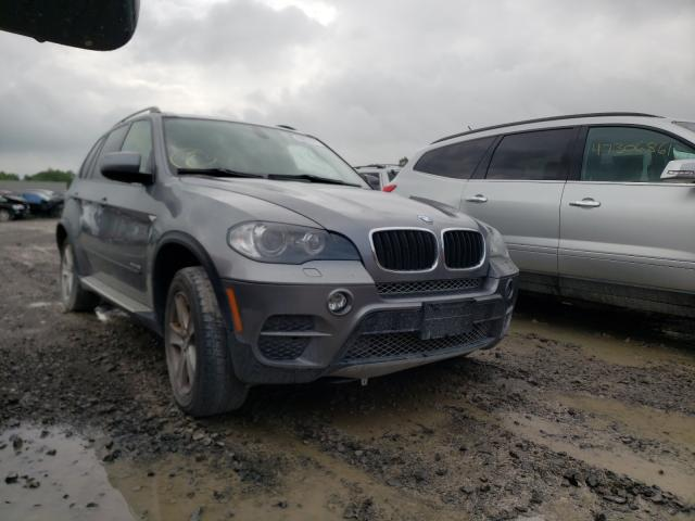 Salvage cars for sale from Copart Leroy, NY: 2011 BMW X5 XDRIVE3