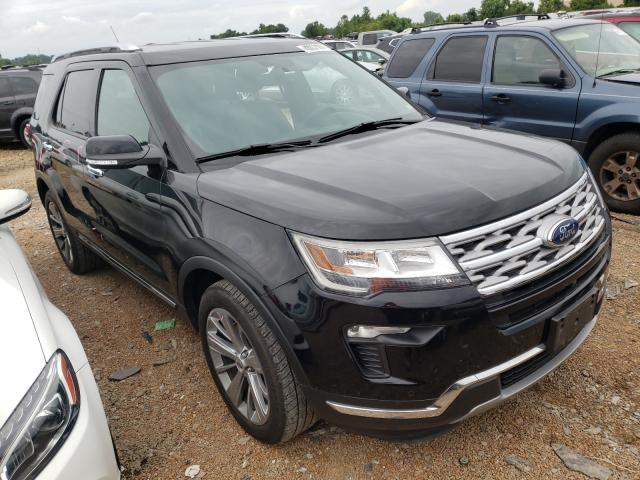 Salvage cars for sale from Copart Bridgeton, MO: 2018 Ford Explorer L