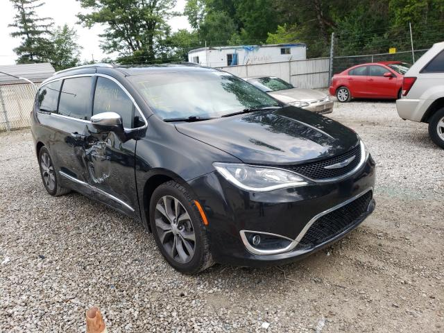 Salvage 2018 CHRYSLER PACIFICA - Small image. Lot 50556911