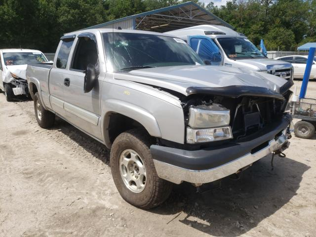 Salvage cars for sale from Copart Midway, FL: 2004 Chevrolet Silverado