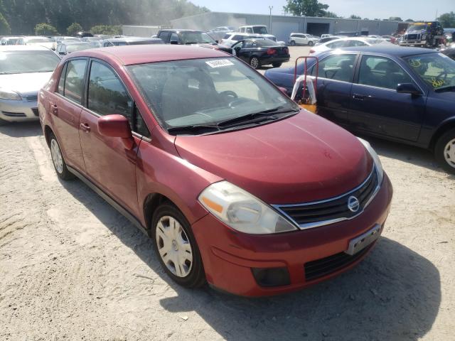 2010 Nissan Versa S en venta en Hampton, VA